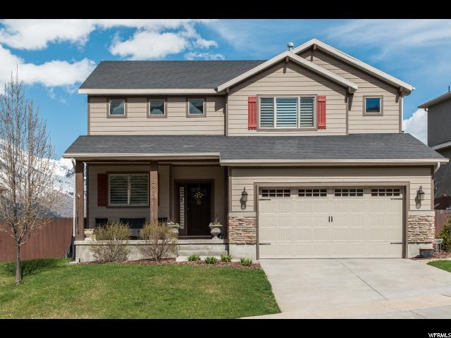 14953 S Winged Bluff Ln, Draper, UT 84020 (#1600141) :: Action Team Realty