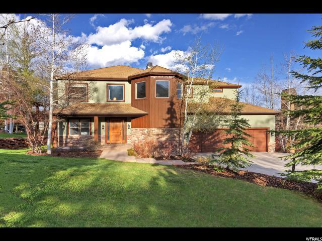 8886 Saddleback Rd, Park City, UT 84098 (MLS #1600157) :: High Country Properties