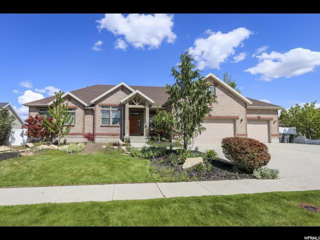 10697 S 3210 W, South Jordan, UT 84095 (#1600179) :: Colemere Realty Associates
