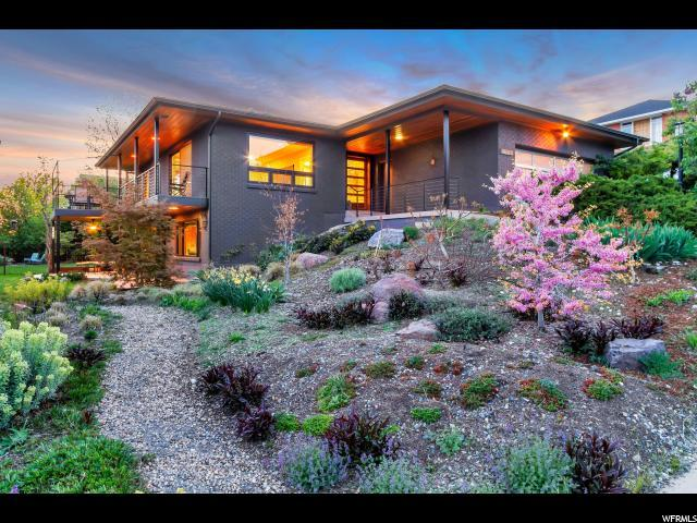 671 N I St E, Salt Lake City, UT 84103 (#1600272) :: Action Team Realty