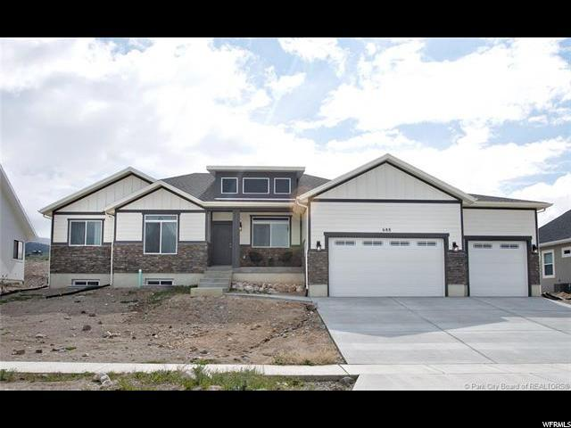 688 N Rolling Hills Dr, Heber City, UT 84032 (#1600356) :: Keller Williams Legacy