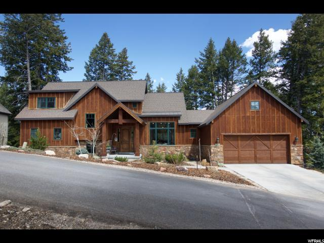 50 Matterhorn Dr, Park City, UT 84098 (MLS #1600360) :: High Country Properties
