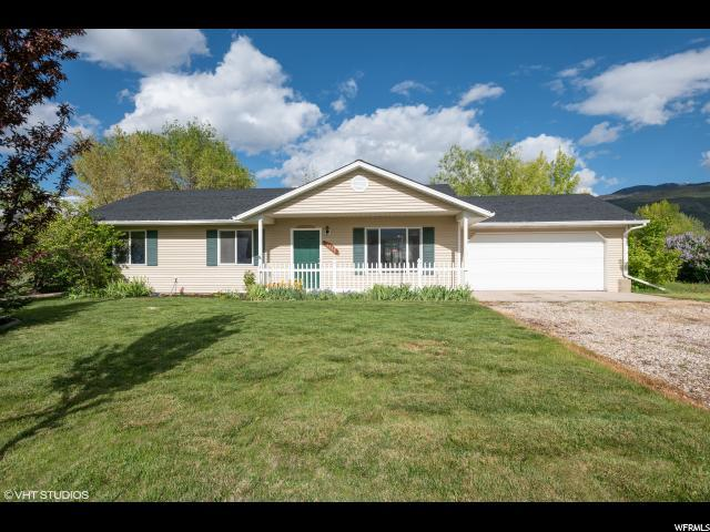 4588 Quickdraw Lane, Enoch, UT 84721 (#1600381) :: Colemere Realty Associates