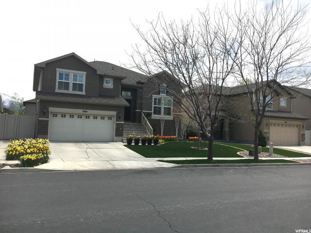 1066 N Cambria Dr, North Salt Lake, UT 84054 (#1600383) :: Keller Williams Legacy