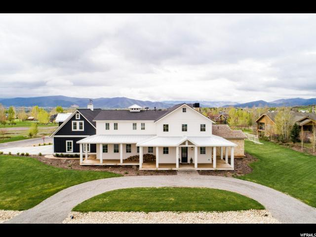 1437 N Dutch Highland Dr #64, Midway, UT 84049 (MLS #1600398) :: High Country Properties