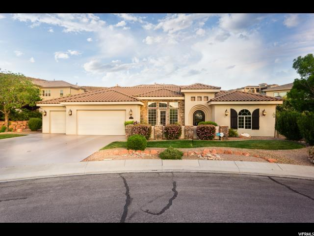 1335 N Springfield Ct, Washington, UT 84780 (MLS #1600421) :: Lawson Real Estate Team - Engel & Völkers