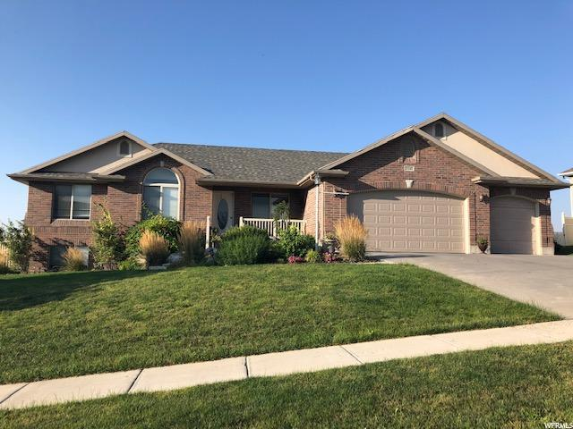 2545 W Mountain Rd N, Tremonton, UT 84337 (#1600448) :: Action Team Realty