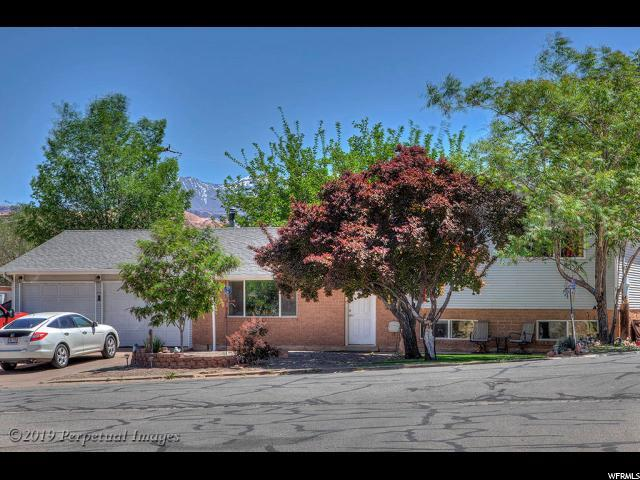 1129 S Boulder Ave W, Moab, UT 84532 (#1600458) :: Exit Realty Success