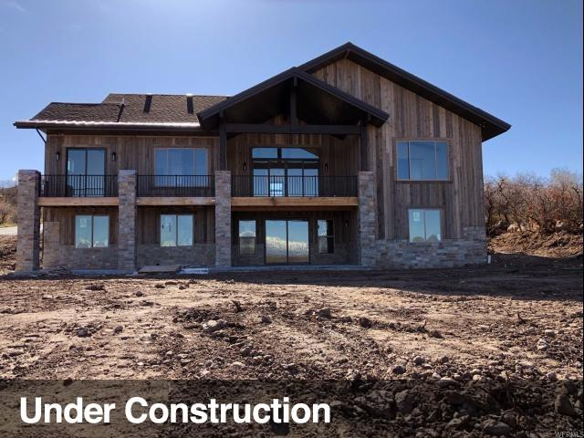 1771 S Green Leaf Rd, Heber City, UT 84032 (MLS #1600548) :: High Country Properties