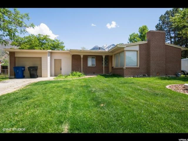 7189 S 2870 E, Cottonwood Heights, UT 84121 (#1600605) :: Colemere Realty Associates