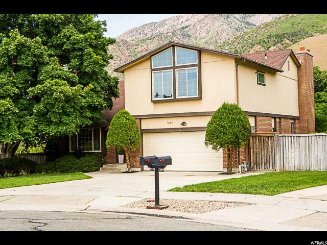 7255 S Winesap Ct E, Cottonwood Heights, UT 84121 (#1600650) :: goBE Realty