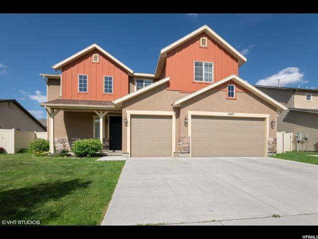 1047 N Danby Dr, North Salt Lake, UT 84054 (#1600725) :: Keller Williams Legacy