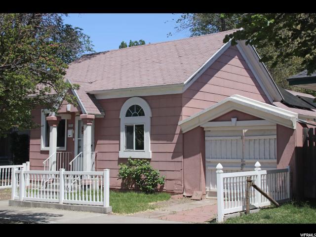 2122 Jefferson Ave, Ogden, UT 84401 (#1600755) :: Von Perry | iPro Realty Network