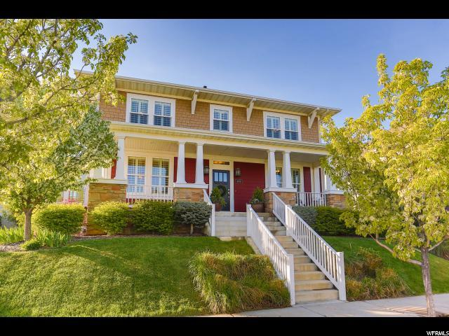 4198 W Open Crest Dr, South Jordan, UT 84009 (#1600796) :: Action Team Realty