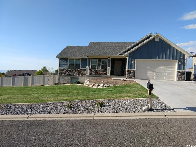 74 W Park Dr Dr, Elk Ridge, UT 84651 (#1600799) :: Action Team Realty