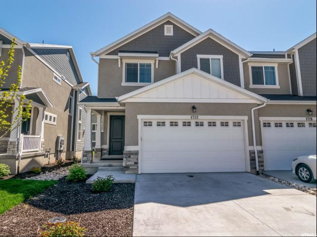 1732 N 3830 W, Lehi, UT 84043 (#1600817) :: Keller Williams Legacy