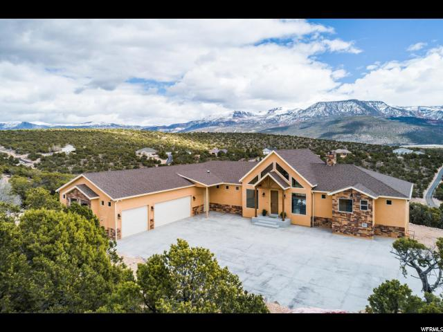 1665 Hill Crest Dr, Cedar City, UT 84720 (#1600874) :: Big Key Real Estate