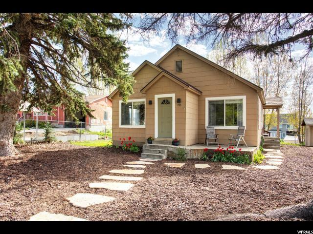 195 S Center St W, Midway, UT 84049 (MLS #1600881) :: High Country Properties