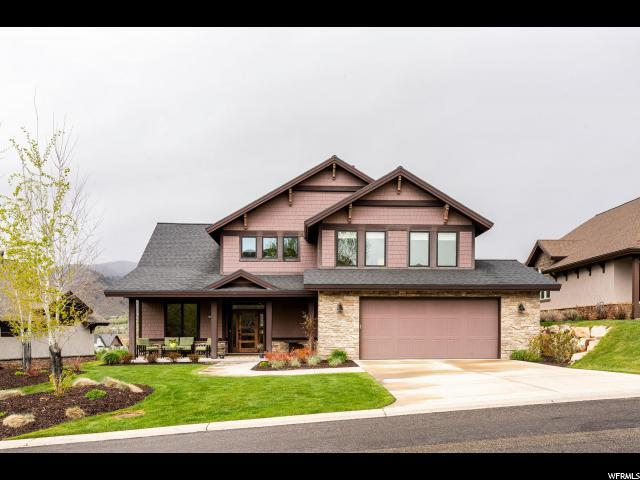 1475 N Chancey Ln, Midway, UT 84049 (MLS #1600921) :: High Country Properties
