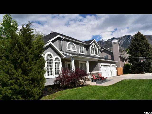 6855 Vista Grande Dr, Cottonwood Heights, UT 84121 (#1600940) :: goBE Realty