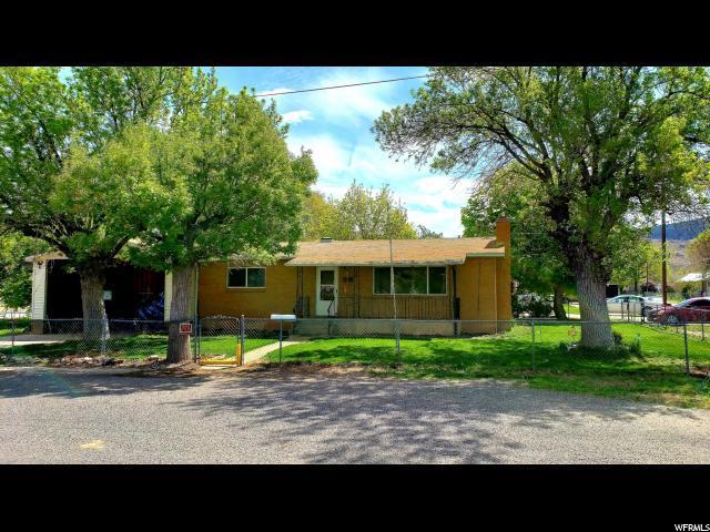 110 N 300 E, Salina, UT 84654 (MLS #1600982) :: Lawson Real Estate Team - Engel & Völkers