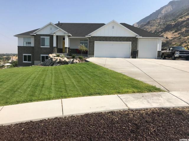 590 W 7150 S, Willard, UT 84340 (#1600987) :: Colemere Realty Associates
