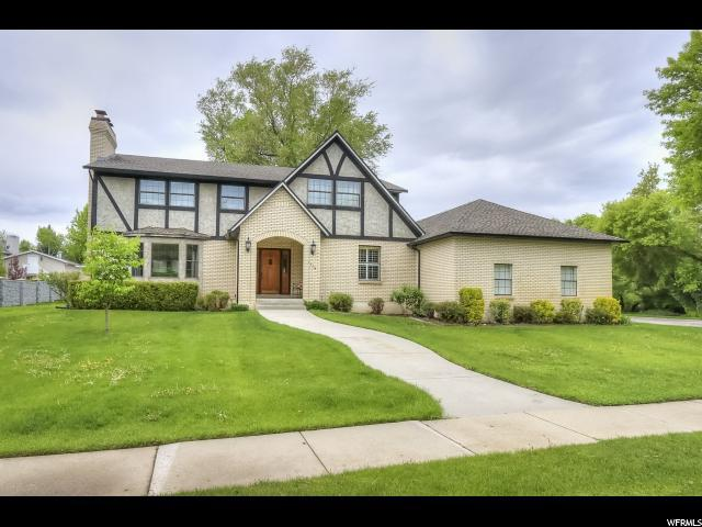 7578 S Riverwood Dr E, Cottonwood Heights, UT 84093 (#1601105) :: Colemere Realty Associates