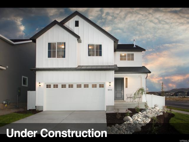 1052 Coyote Gulch Way #144, Bluffdale, UT 84065 (#1601127) :: Keller Williams Legacy
