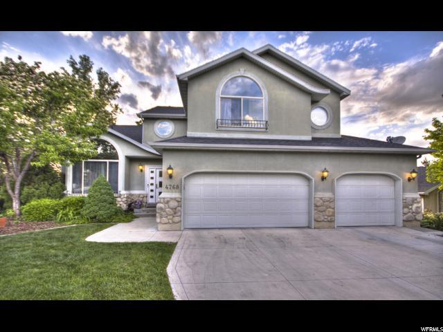 4768 S Chestnut Glen Dr, Murray, UT 84107 (#1601158) :: Action Team Realty