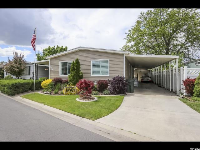 776 W Monte Del Oro S, Taylorsville, UT 84123 (#1601196) :: Keller Williams Legacy