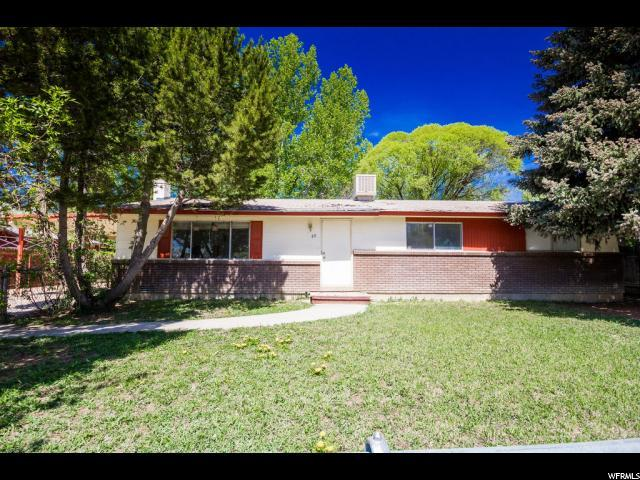 88 Pinion Dr, Vernal, UT 84078 (#1601216) :: Von Perry | iPro Realty Network