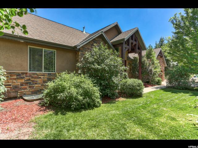 1203 Lime Caynon Rd W, Midway, UT 84049 (MLS #1601239) :: High Country Properties