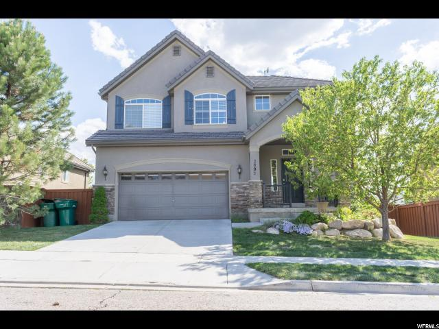 2803 W Shady Hollow Ln, Lehi, UT 84043 (#1601243) :: goBE Realty