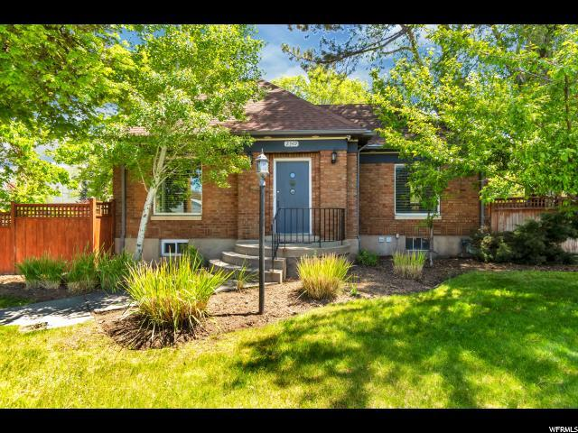 2349 S 700 E, Salt Lake City, UT 84106 (#1601268) :: Keller Williams Legacy