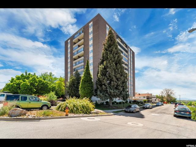 515 S 1000 E #603, Salt Lake City, UT 84102 (#1601277) :: Exit Realty Success