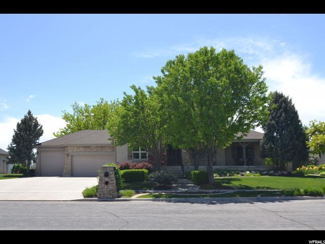 3579 W Inverness, Syracuse, UT 84075 (#1601282) :: Colemere Realty Associates