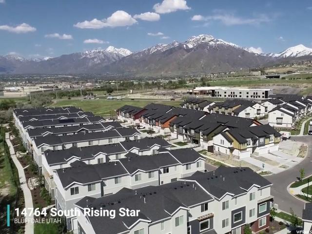 14764 S Rising Star Way W #69, Bluffdale, UT 84065 (#1601331) :: Colemere Realty Associates