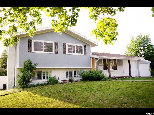 1540 Sunview Dr, Ogden, UT 84404 (#1601365) :: Von Perry | iPro Realty Network