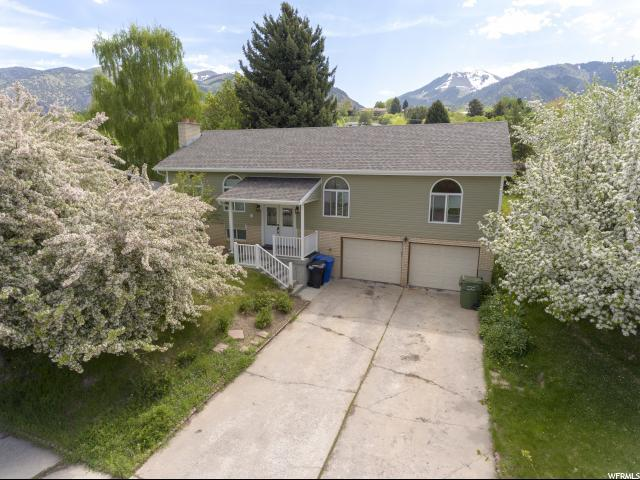 530 S 75 W, Providence, UT 84332 (#1601370) :: Action Team Realty