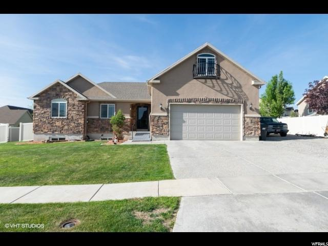 931 W Red Fox Ln N, Saratoga Springs, UT 84045 (#1601394) :: goBE Realty