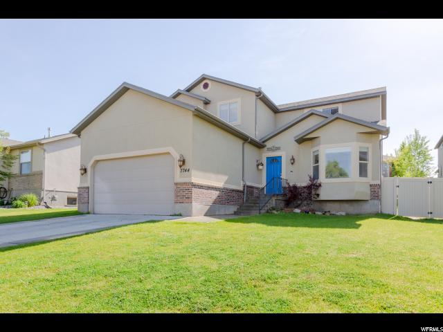 7744 N Meadow Creek Rd W, Eagle Mountain, UT 84005 (#1601424) :: Action Team Realty