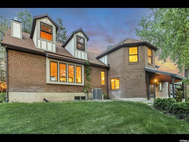 2673 E Toni Cir S, Cottonwood Heights, UT 84121 (#1601504) :: goBE Realty