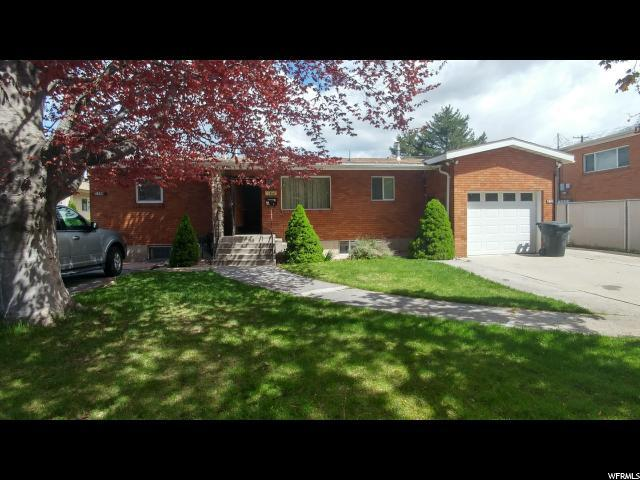 140 W 800 St N, Provo, UT 84601 (#1601515) :: Action Team Realty
