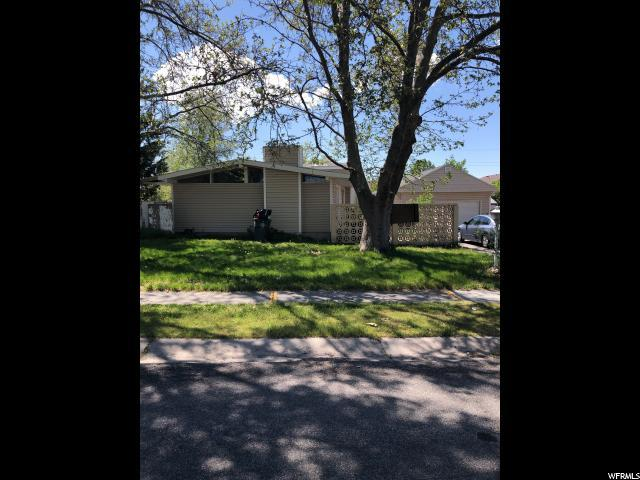 4046 S Boothill Dr W, West Valley City, UT 84120 (#1601517) :: Action Team Realty