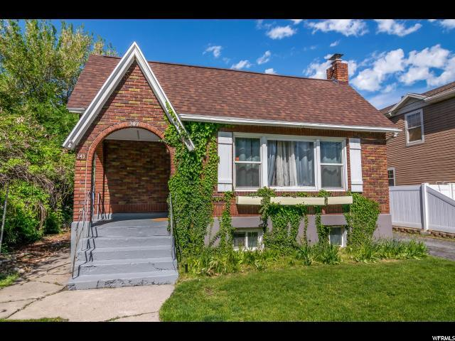 243 N 900 W, Provo, UT 84601 (#1601541) :: Action Team Realty