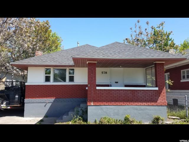 578 29TH St, Ogden, UT 84403 (#1601544) :: Big Key Real Estate