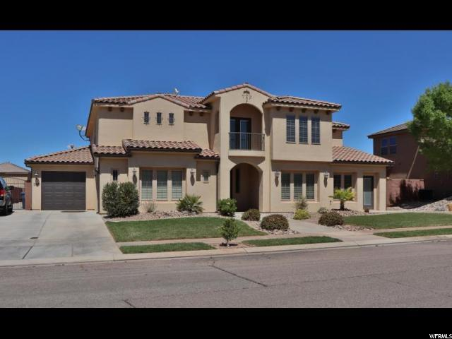 2661 E 3580 S, St. George, UT 84790 (#1601577) :: Action Team Realty
