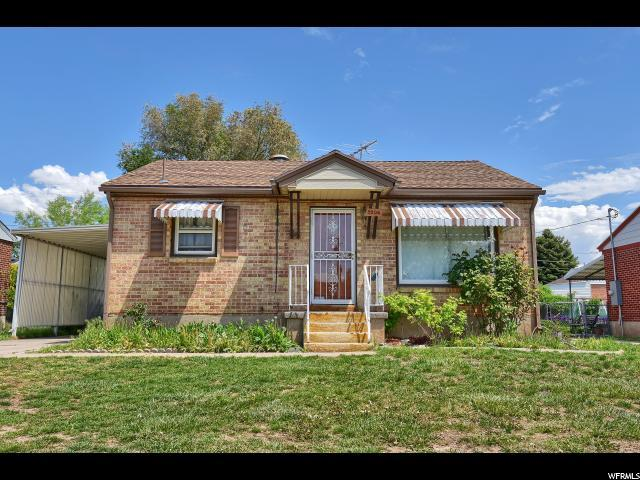 5906 S 2625 W, Roy, UT 84067 (#1601639) :: Colemere Realty Associates