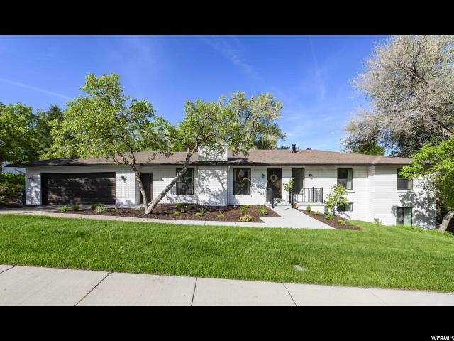 1344 E Lakeview Dr S, Bountiful, UT 84010 (#1601650) :: Exit Realty Success