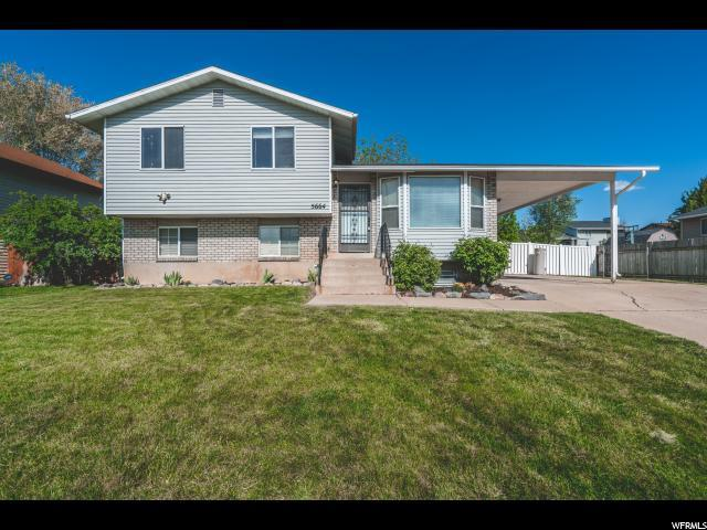 5664 S 3000 W, Roy, UT 84067 (#1601659) :: Colemere Realty Associates